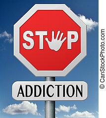 adicción