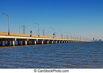 James River Bridge, Isle of Wight County, VA