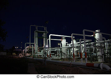 Oil and Gas - Oil Gas
