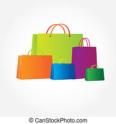Bags - This image is a vector illustration and can be scaled...