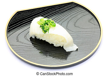 sushi - This is called sushi by Japanese food
