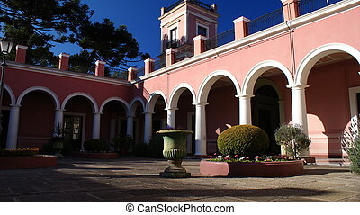 Living Argentina - San Jos Palace in Entre Rios, Argentina