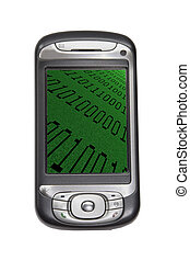 pda - image of a pda technology device