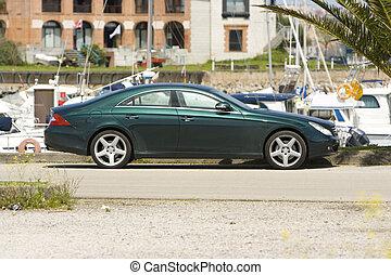 Auto, Luxus