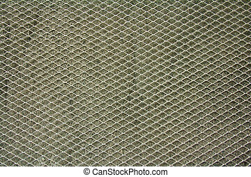 Filter. - Surface profile and texture of the novel filter.