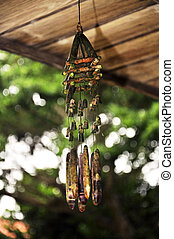 Wind Chime - Very old, traditional Japanese Wind Chime