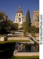 Pasadena City Hall - This is a picture of the Pasadena City...