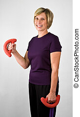 Physically Fit Senior Women - Physically Fit Senior Baby...