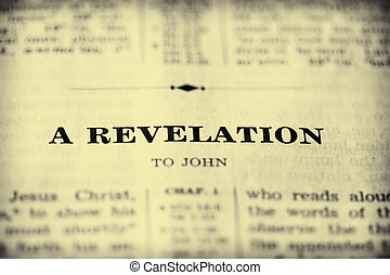 bible book of revelation