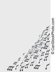 Music cover - Creative design of music cover