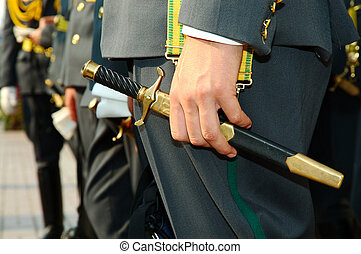 Military review - Ukrainian armed forces preparing for...