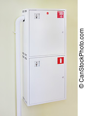 Fire protection box
