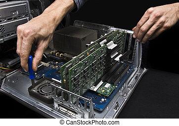 Computer repair Stock Photo Images. 18,560 Computer repair royalty ...