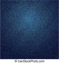 Denim background - A blue denim background texture