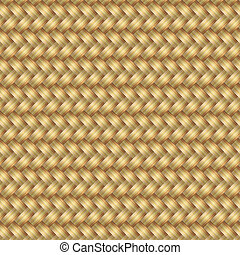 Abstract generated wicker pattern seamless mat background,...