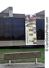 The museum of the gold of Ballarat in Australia in Victoria...