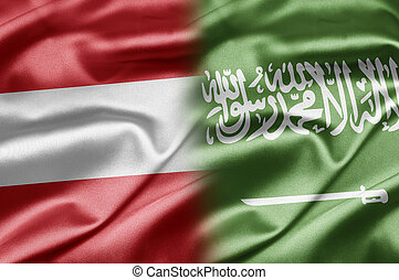 Austria and Saudi Arabia