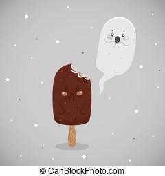 Ice cream drama