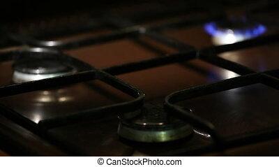 gas stove 1