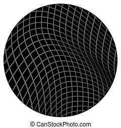 Circle visual