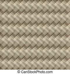 Abstract crisscross brown diagonal  template background