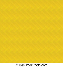 Abstract crisscross yellow diagonal template background