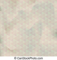 Old paper texture with geometric pattern - Old paper...