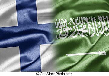 Finland and Saudi Arabia