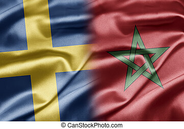 Sweden and Morocco