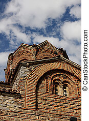 Church of St John at Kaneo in Ohrid, Macedonia