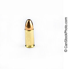 bullet - close up picture of a bullet