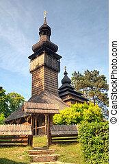 old wooden church, Uzhgorod, Ukraine - Uzhhorod, Church of...