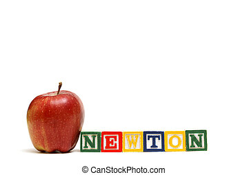 Newtons Law - A tribute to the great Sir Isaac Newton and...