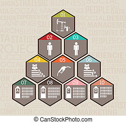 competitor analysis illustration, vintage style vector...
