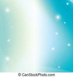 Starry sky - This image is a vector illustration and can be...