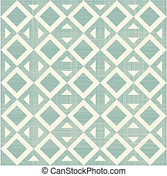 seamless squares retro pattern