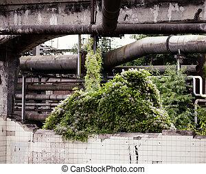 wasteland factory