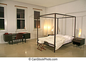 Luxurious Modern Designed Interior Bedroom