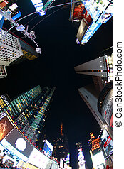 Times Square. New York City