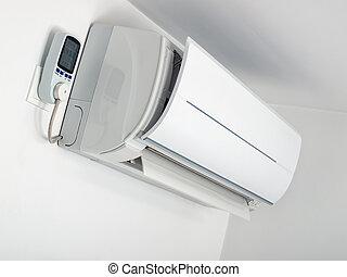 Air-conditioner, consumo