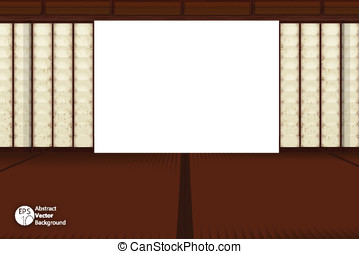 Japanese room design - Japanese design of Traditional...
