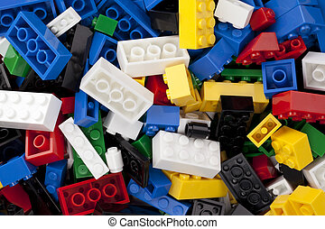 166 lego background - Assorted lego background