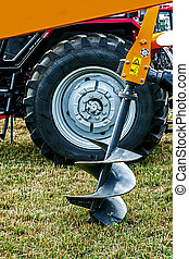 Agricultural equipment Detail - Equipment for agriculture,...