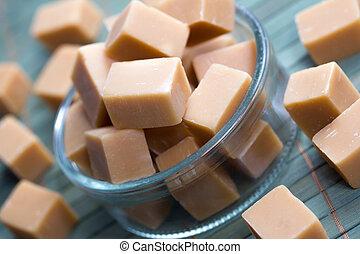 butter fudge - delicious butter fudge pieces