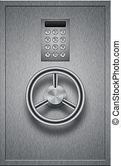 Steel Bank Safe