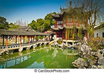 Yuyuan, jardins