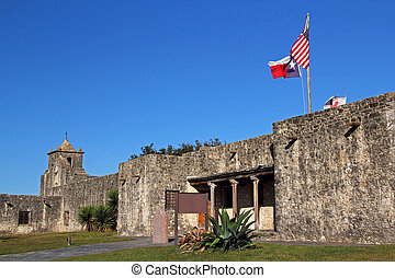 Presidio La Bahia - View of the Main Entrance to Presidio La...