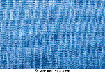 Blue woven cloth background