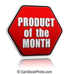 product of the month red button - product of the month -...
