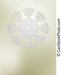Elegant Christmas background. EPS 8 vector file included